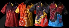 Aboriginal Clothing designs, perfect for your Indigenous Sportswear. #darts #Fishing #Cricket #Football or #rugby.