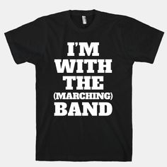 I'm With the (Marching) Band