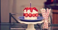 Dlouho jsem hledala recept na dort k 1. narozeninám pro Lolinku. Rozhodně jsem ji o něj něchtěla připravit. Veškeré recepty, které js...
