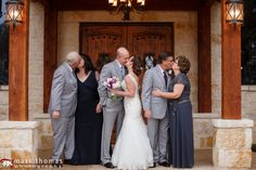 Wedding at the Marquardt Ranch in Boerne Tx.