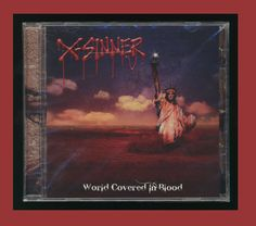 X-Sinner - World Covered in Blood (CD 2008 Image Records) *New* Rock/Metal CCM 94922155245 | eBay