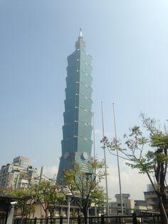 台北101 Taipei 101, Taiwan.  Taipei, my hometown!