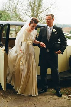 Vestidos de novia (Inspiración) // Wedding dress (Inspiration) Novias que enamoran <3 Su vestido nos ha dejado sin palabras #noviavintage #bodavintage