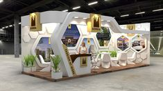 SOBHA Ltd. Exhibition Design for Indian Property Show. on AIGA Member Gallery