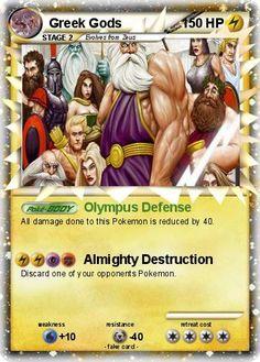 Okay Pokemon soooooooooooooooo ripped off Mythomagic