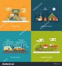 Camping site vector에 대한 이미지 검색결과