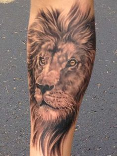 52cb26cd6fa3d Lion of judah and lamb of god Tattoo | Lion of Judah tattoo Lion Head  Tattoos