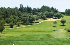 Alto Golf Course, Alvor, Portugal