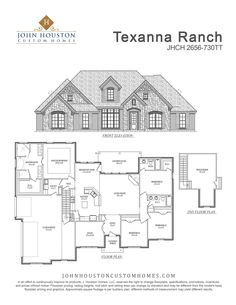 Love the exterior Dream House Plans, House Floor Plans, My Dream Home, Building Plans, Building A House, Home Design Floor Plans, One Story Homes, House Blueprints, Story House