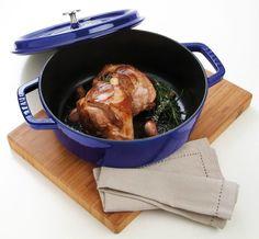Чугунная #Кастрюля #Staub #посуда #кухня #готовю #готовим #Food