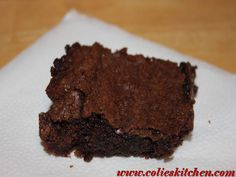 Dump Brownies (Make Now … Cook Later)