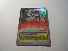 Hurlement Frénétique - D-483 - Carte Dragon Ball Z Série 5 - Holo
