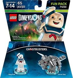Ghostbusters Stay Puft Fun Pack - LEGO Dimensions LEGO