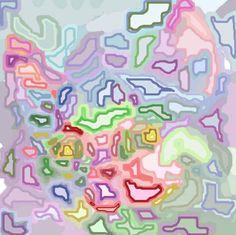 賞析畫家黎育奇的創作!  資料來源:偷圖劫色網 www.taiwanarts.com.tw  +Line:chip93200 追蹤更好 #藝術 #Art