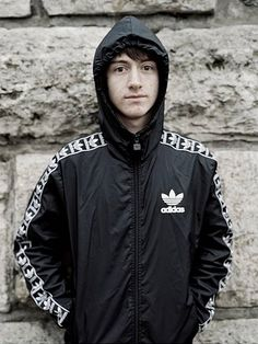 back when Al thought Adidas were the only brand on Earth