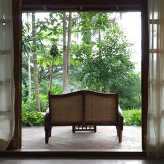 Room with a view Exterior Design, Interior And Exterior, British Colonial Style, Dutch East Indies, Tropical Style, Indoor Outdoor, Outdoor Decor, Private Room, West Indies