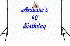 15.00$  Watch now - http://ali0k2.shopchina.info/go.php?t=32735486241 - Free Customize Photography Backdrops vinyl Happy Birthday All Words Colors Can Be Changed For Birthday Party Photographic Studio  #aliexpressideas