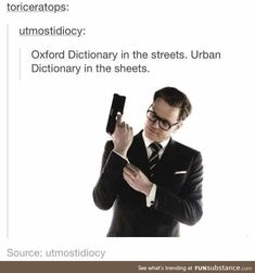 See now, I saved this last night and watch Kingsman an hour ago. Kingsman The Secret Service, Haha, Gangster, The Villain, Just For Laughs, Funny Fails, Musical, Tumblr Funny, Gilmore Girls