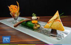 MOKSH, el primer restaurant molecular de Cocina India en Cardiff.