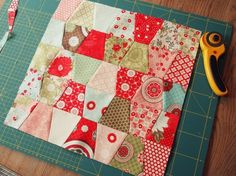 Accuquilt GO! Baby Cutter Tutorial by Katy at Fat Quarterly