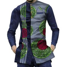 African Clothes Bazin Riche Dashiki Men Printed shirt Plus Harem Pants Fashion African Fashion Designers, African Inspired Fashion, African Men Fashion, Africa Fashion, African Fashion Dresses, Fashion Outfits, Fashion Ideas, Fashion 101, Mens Fashion