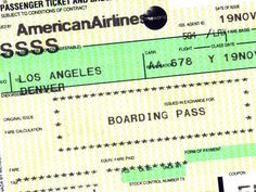 Learn Airline Ticket Abbreviations to Be Better Informed When You Fly and learn how likely you are to be bumped.