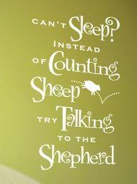 Sleepless?