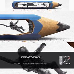Creatividad.