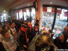 Barathon by #boostbirhakeim D-Day 31.01.2015 QG #boostbatignolles
