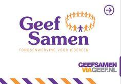 Kom in actie voor goede doelen, GeefSamen via Doneer en geef online aan goede doelen of actievoerders voor het goede doel of start je eigen actie voor 3.000+ goede doelen. Zie: http://callcentergoededoelen.nl/overzicht-van-goede-doelen-in-nederland/