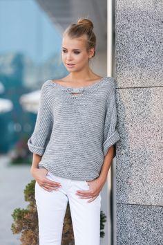 Свитер 7149/003 (Вязаная одежда, Свитеры, пуловеры)