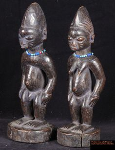 Ibeji sculpture