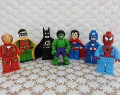 Super Herois Lego
