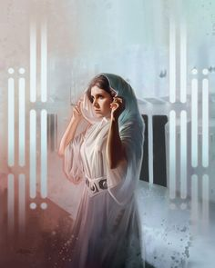 Behind the Scenes with Lucasfilm's Star Wars Illustrator I've been freelancing for Lucasfilm and the Star Wars franchise for the past 15 years. Over the past four years I've been extremely busy creating artwork for the Star Wars storybook projects and… Carrie Fisher, Star Wars Fan Art, Star Wars Quotes, Star Wars Humor, Reylo, Star Wars Outfit, Leia Star Wars, Star Trek, Illustrator