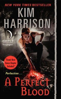 A Perfect Blood (Rachel Morgan Series #10)
