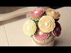 ▶ How To Make A Cookie Bouquet! - YouTube