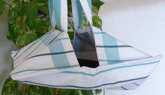 sacs à tarte, confectionnés avec du tissu à torchons : Accessoires de maison par alsace-gourmets
