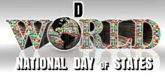 Heraldry of Life: K - The National Day in states of the world