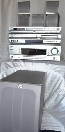L*> JVC-Home theater system !!! - $140 (Harbor City, CA) for $140.00 on Sell.com