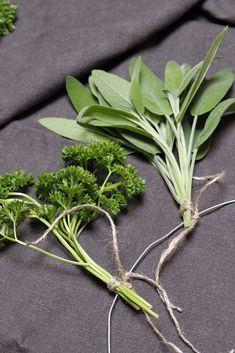 Kiinnitä yrtttikimput rautalankakehikkoon Herbs, Plants, Diy, Bricolage, Herb, Diys, Planters, Handyman Projects, Do It Yourself
