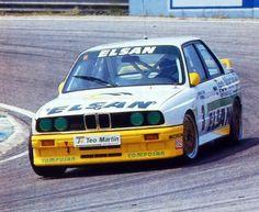 BMW M3 E30 CET