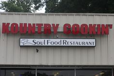 Welcome To Kountry Cookin Soul Food Restaurant-About Us