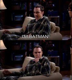 Classic Sheldon.