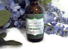 Essential Oil Body Spray Mist Lift Me Up by SerendipityWorld