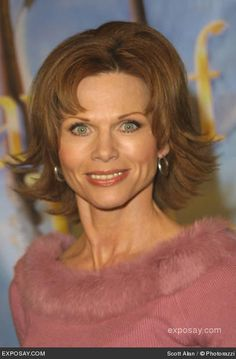 Patsy Pease as Kimberly Brady on Days of Our Lives.  We only see her back on DOOL for funerals, and even then it's pretty rare.