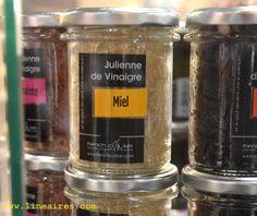5 aliments sous une forme inédite découverts au @sial_paris -> JULIENNE de VINAIGRE du vinaigre en paillettes FRENCH COOKER
