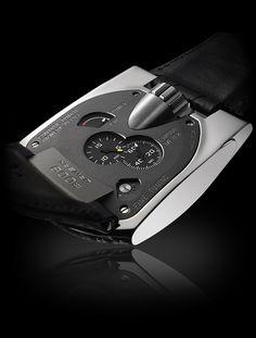 UR-103T | URWERK - Baumgartner & Frei Geneva | The future of fine watchmaking