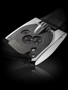 UR-103T | URWERK - Baumgartner & Frei Geneva | The future of fine watchmaking