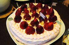 La Petite Anne: Lehký jahodový dort a miniinspirace