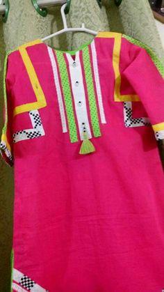 These dresses help for stitching ideas for ladies Pakistani Kids Dresses, Pakistani Fashion Party Wear, Eid Dresses, Pakistani Dress Design, Hijab Fashion, Fashion Clothes, Indian Fashion, Fashion Outfits, Baby Girl Dress Design